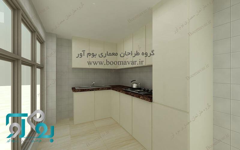 آشپزخانه اداری و صنعتی