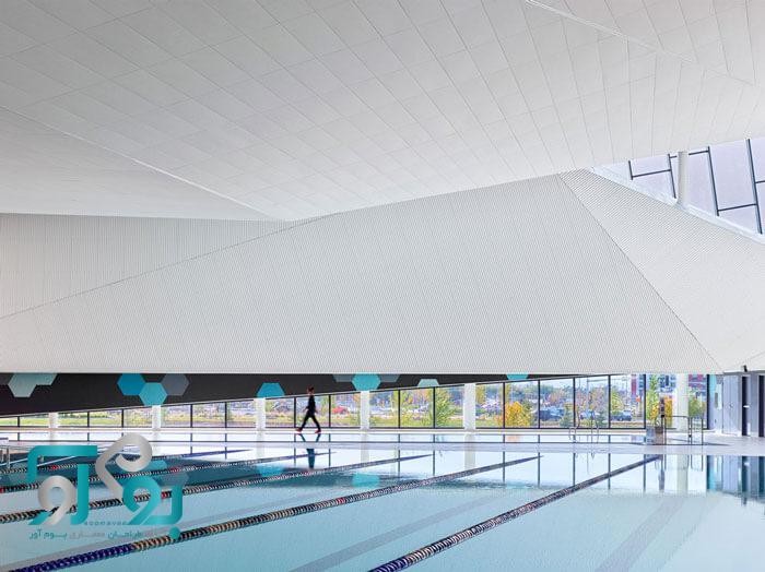 طراحی استخر شنا