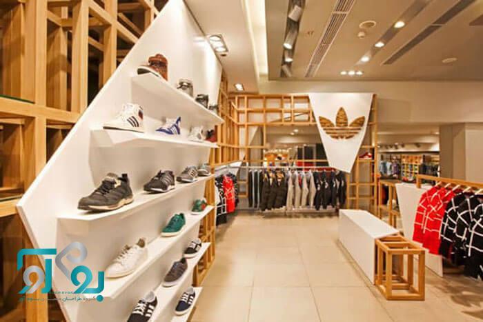 طراحی دکوراسیون داخلی مغازه